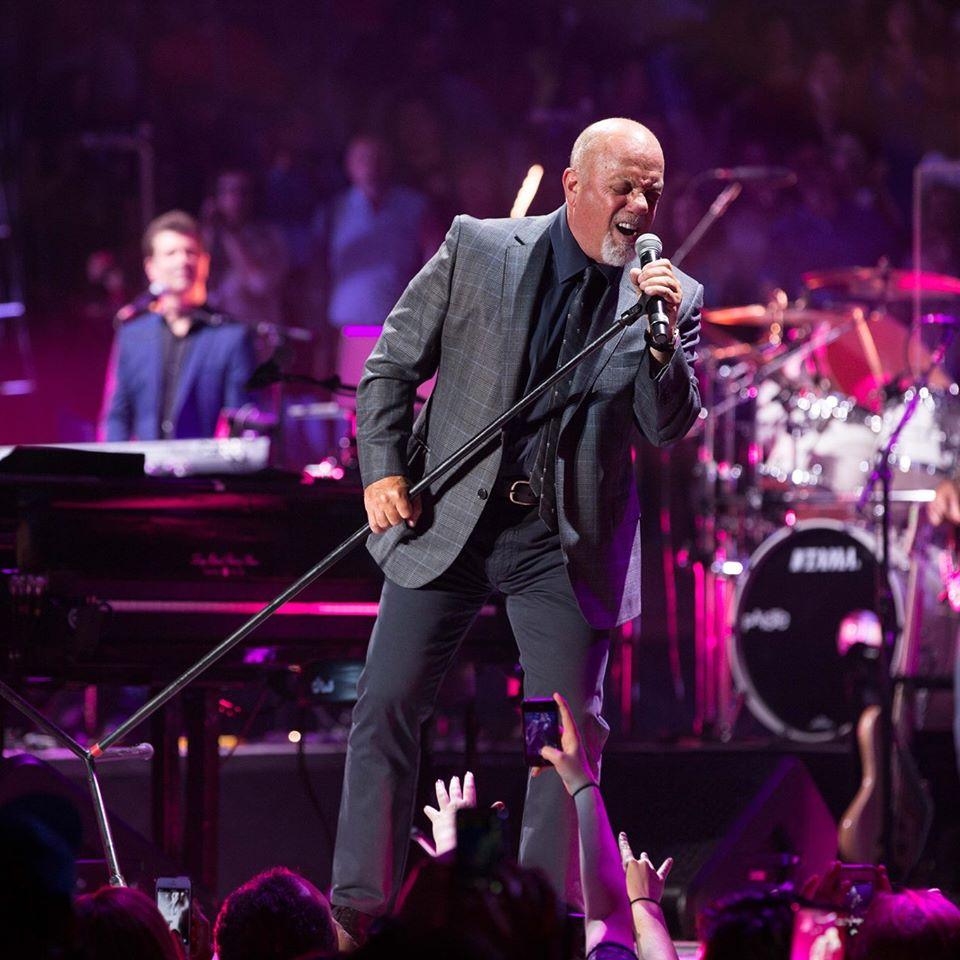 Billy Joel in Hamburg