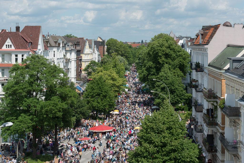 Eppendorfer Landstraßenfest 2018