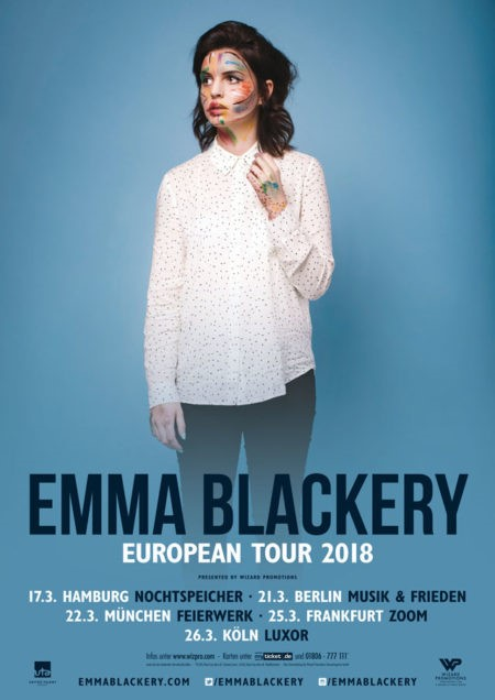 EMMA BLACKERY European Tour 2018