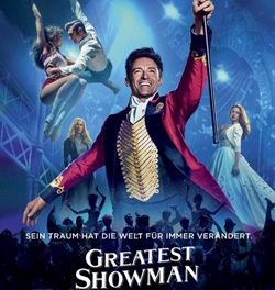 Golden Globe für den besten Original Filmsong  GREATEST SHOWMAN Soundtrack boomt international