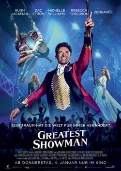 Golden Globe für den besten Original Filmsong  GREATEST SHOWMAN Soundtrack boomt international