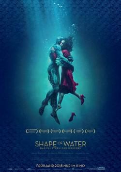 Spitzenreiter 2018: 13 Oscar®-Nominierungen für SHAPE OF WATER – DAS FLÜSTERN DES WASSERS