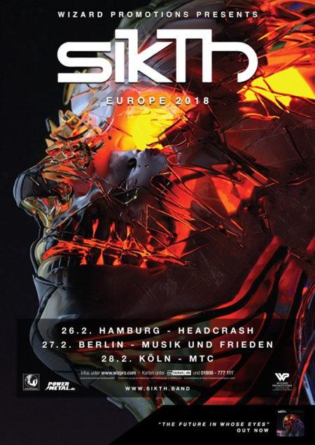 SIKTH Live 2018