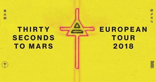 Thirty Seconds To Mars | Hamburg