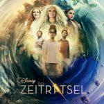 DAS ZEITRÄTSEL (Kinostart: 5. April 2018): Deutsches Plakat jetzt verfügbar