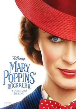 MARY POPPINS' RÜCKKEHR (20. Dezember 2018) – Der deutsche Teaser Trailer ist da!