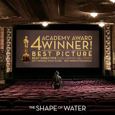 Vier Oscars® für SHAPE OF WATER – DAS FLÜSTERN DES WASSERS