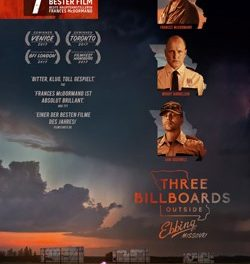 Zwei Oscars® für THREE BILLBOARDS OUTSIDE EBBING, MISSOURI