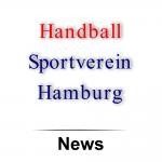 Handball Sport Verein Hamburg verpflichtet Aron Rafn Edvardsson