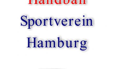 Saisonvorbereitung beim Handball  Sport Verein Hamburg: viel  Arbeit für Jansens Schützlinge
