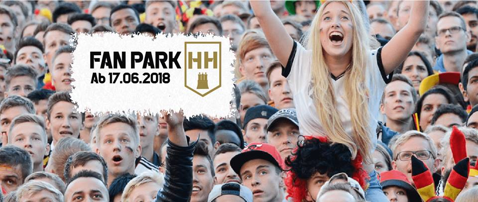 Fan Park HH – Public Viewing zur FIFA Weltmeisterschaft 2018