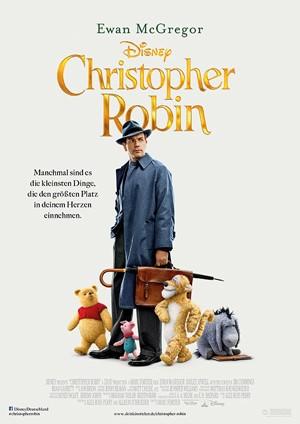 Deutscher Trailer von CHRISTOPHER ROBIN (Kinostart: 16. August 2018)