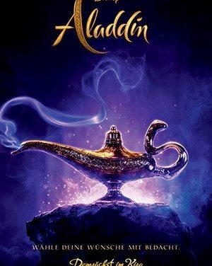 ALADDIN – magischer Trailer nimmt Sie mit nach Agrabah!